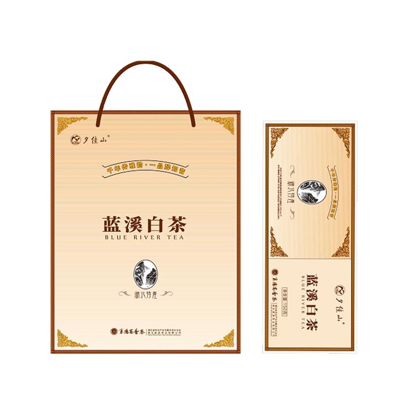 上海蓝溪白茶